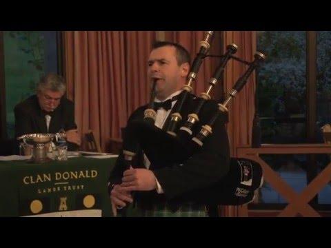 "Niall Stewart - ""The Donald MacDonald Quaich 2015"""