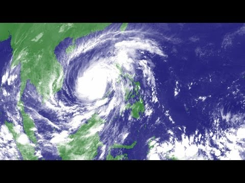 2013's weather systems in 60 seconds