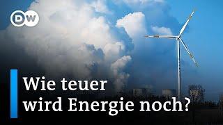 Steigender Energiebedarf treibt die Preise   DW Nachrichten
