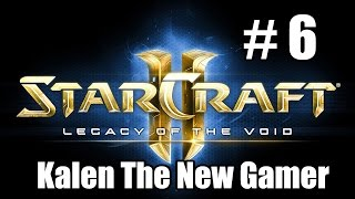 Starcraft 2 Legacy of the Void // Mision 6 // El Control de Amon