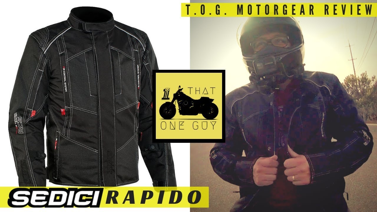 f225d46ce Sedici Rapido Waterproof Jacket review