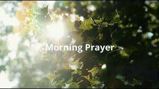 Morning Prayer   Revd. Iain Osborne