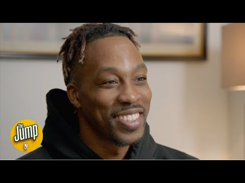 Dwight Howard's exclusive interview: Redemption with the Lakers, pursuing an NBA title | The Jump