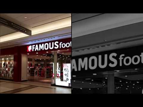 Famous Footwear Shoe Store In Canada