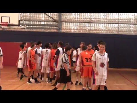 Bullets Bullets U18 at the Statewide Aboriginal Basketball Classic