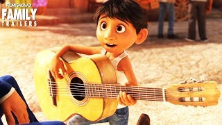Disney's COCO | Grandma knows best in new clip for animated family musical
