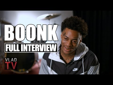 Boonk on His Many Arrests, Beef with Meek Mill, Going Viral (Full Interview)