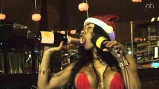 Feliz Natal e Próspero 2014 da Inês Brasil @ Pheeno TV