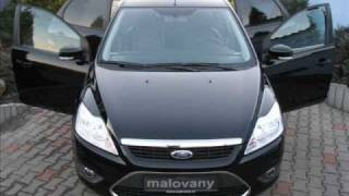 FotoFilm - 116 fotografií Ford Focus 1,6i 16V Ti-VCT 115PS Black Magic ID7971 www.malovany.cz