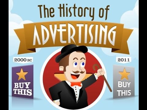 Sell & Spin A History of Advertising - YouTube