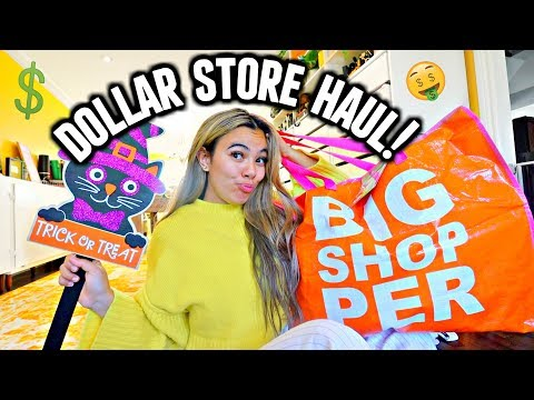 Dollar Store Home Decor is... GOOD! HUGE HAUL + GSG DONATION!
