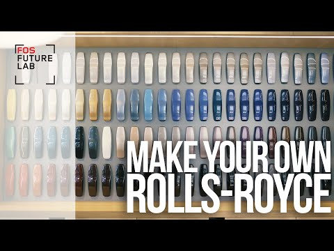 How do you buy a Rolls-Royce?