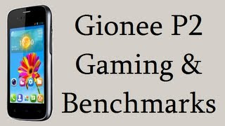 Gionee Pioneer P2 Gaming and Benchmark Review- Asphalt 7 Frontline Commando Modern Combat 4