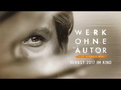 Работа без авторства | Werk Ohne Autor | Тизер-трейлер  | 2017
