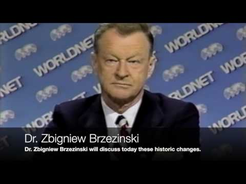 Zbigniew Brzezinski on Fall of Communism, March 1989, Voice of America