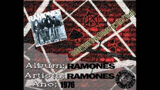 Ramones - Today your love,Tomorrow the World (Backing Track for Guitar)