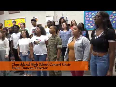 Music Mondays-  Churchland High School Concert Choir
