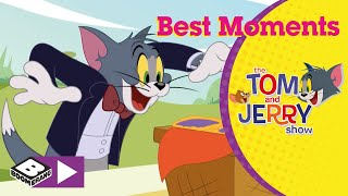 Tom and Jerry | Best of Tom The Butler | Boomerang