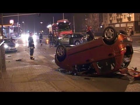 Wypadek na ul. Łaskiej