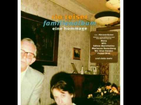 Joachim Witt  -  Wo sind wir jetzt  /  Rio Reiser Familienalbum