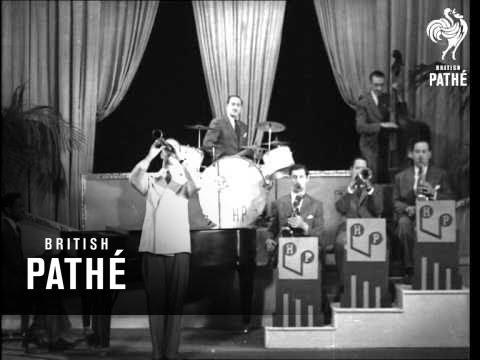 Pathe's Radio Music Hall Reel 1 (1938)