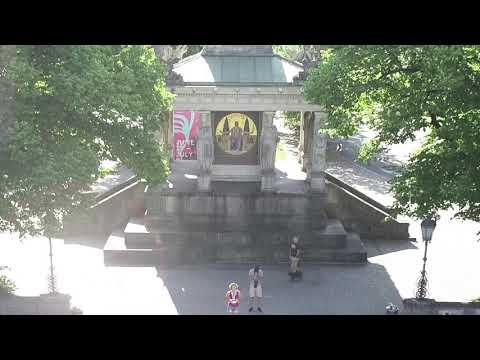 Friedensengel München | Angel Of Peace Munich