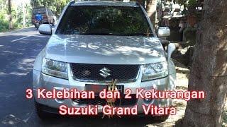 3 Kelebihan dan 2 Kekurangan Suzuki Grand Vitara(3 Kelebihan dan 2 Kekurangan Suzuki Grand Vitara kali ini kita akan bahas keunggulan dan kekurangan Suzuki Grand Vitara yang diproduksi tahun 2007 ..., 2015-07-22T00:11:50.000Z)
