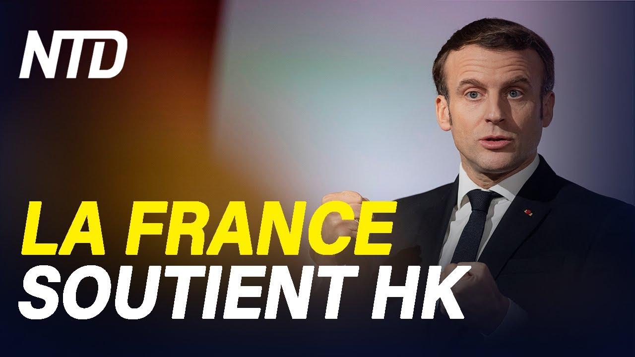HK : La France soutient « un pays, deux systèmes »