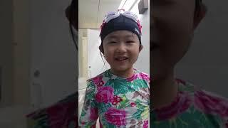 [효서귀요미티비] 노보텔 수영장