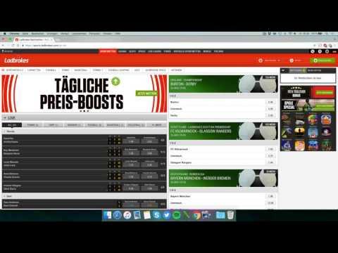 Video Vergleich sportwetten online