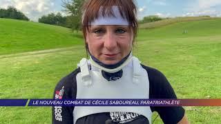 Yvelines | Le nouveau combat de Cécile Saboureau, paratriathlète