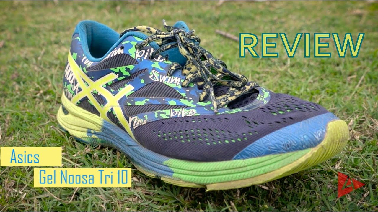 super popular f3d1b addfb Review: Asics Gel Noosa Tri 10 | 4Play