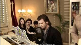 Aşkı Memnu 21.Bölüm Behlül Piyano Çalma Sahnesi