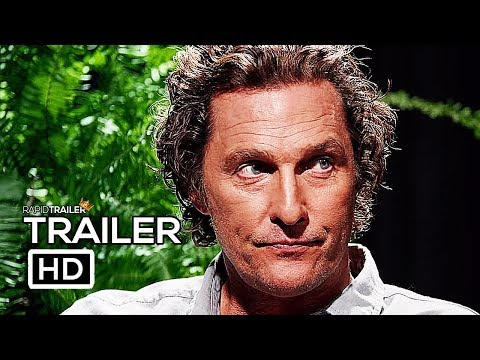 Clint August - BETWEEN TWO FERNS: THE MOVIE Official Trailer (2019)