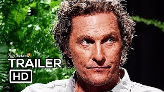 BETWEEN TWO FERNS: THE MOVIE Official Trailer (2019) Matthew McConaughey, Benedict Cumberbatch Movie