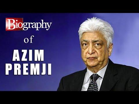 Biography Of Azim Premji, Chairman Of Wipro, Philanthropist & Czar Of The Indian IT Industry