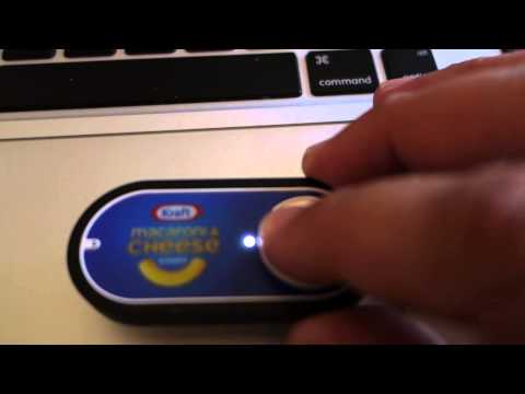 Hack the Amazon Dash button to control a SmartThings switch