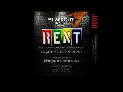 Blackout Theatre Company - Measure Your Life in Love Cabaret 27-08-2016