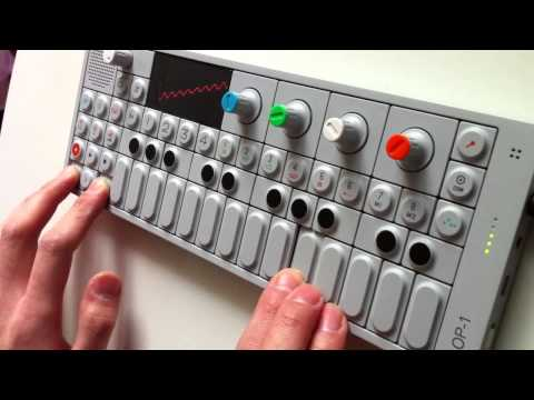 """TokyoCityLights"" [Teenage Engineering OP-1]"