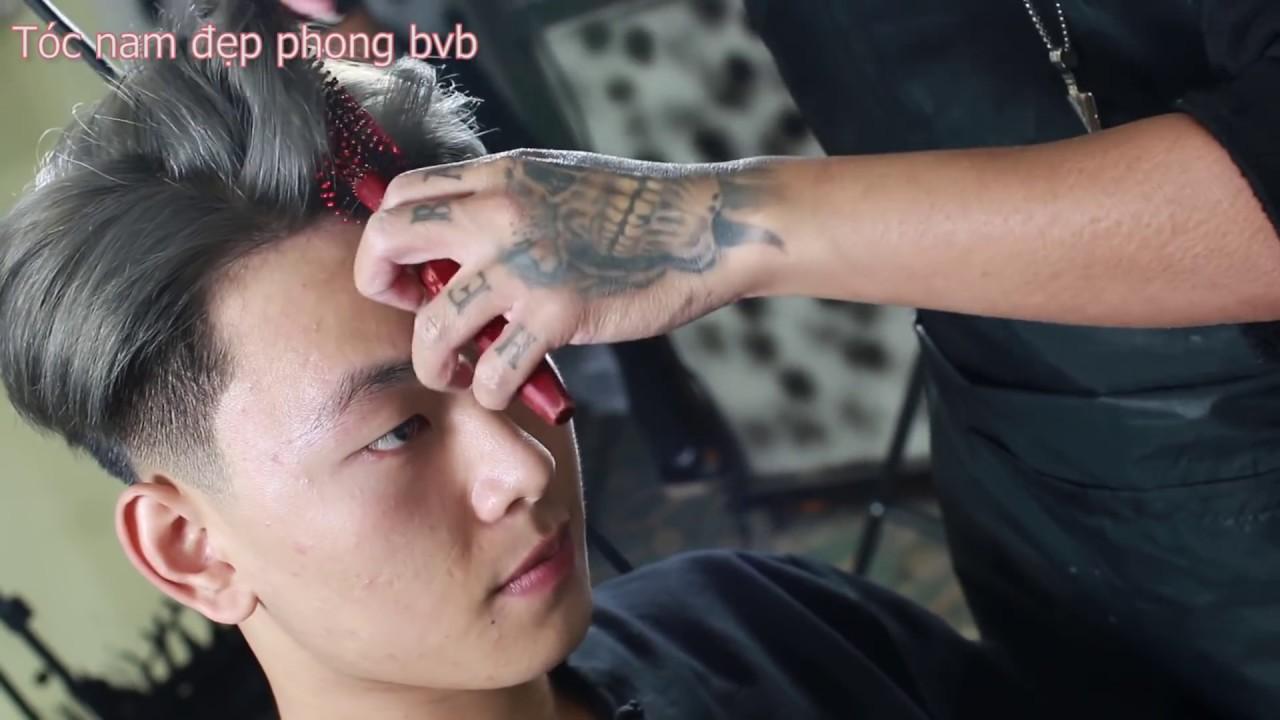 Tóc Nam Đẹp Nhất 2019 | Kiểu tóc nam Side part | Tóc nam hàn quốc