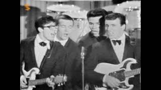 The Shadows live in concert, 1964