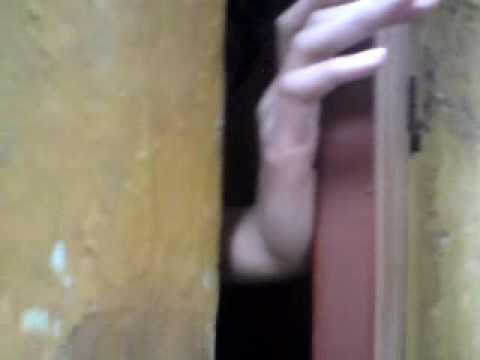 Nhốt zombie Quang Tùng vào vệ sinh
