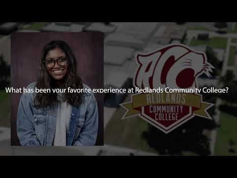 Redlands Community College Higher Ed Day - Jordan Abraham