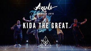 Kida The Great | Arena LA 2019 [@VIBRVNCY Front Row 4K]