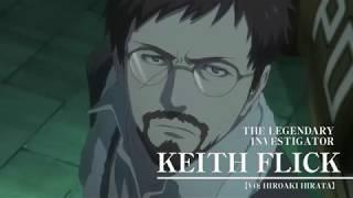 B: The Beginning Netflix Anime Trailer