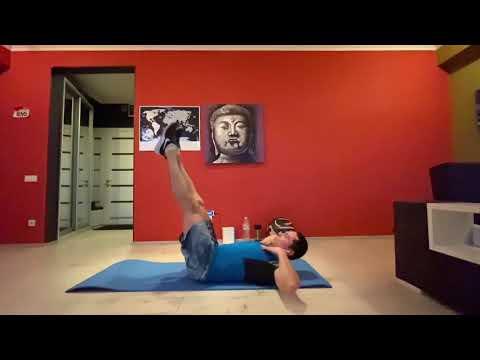 Домашняя кроссфит тренировка. Карантин.functional Home Training