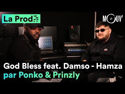 Youtube: Hamza ft Damso –«God Bless» comment Ponko et Prinzly ont crée le hit