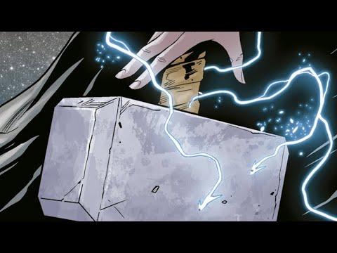 Может ли Чудо-женщина поднять Молот Тора?