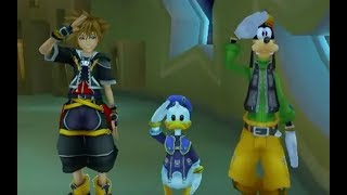 Kingdom Hearts AMV Sora, Goofy, and Donald's friendship