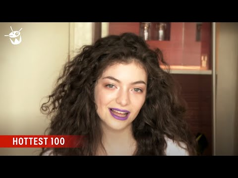 Lorde & triple j Hottest 100 artists fight for your vote